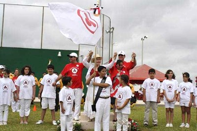 Yucatan to receive the Flag of Peace_1.03.2009_1.jpg